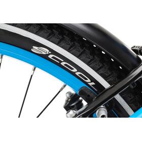s'cool XXlite 24 3-S - Vélo enfant - alloy bleu